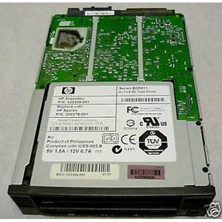 COMPAQ 322309-001 HP DLT VS 40/80 TAPE DRIVE INT CARBON HP Compaq SCSI DLT VS80 322309 001 280279 001 |