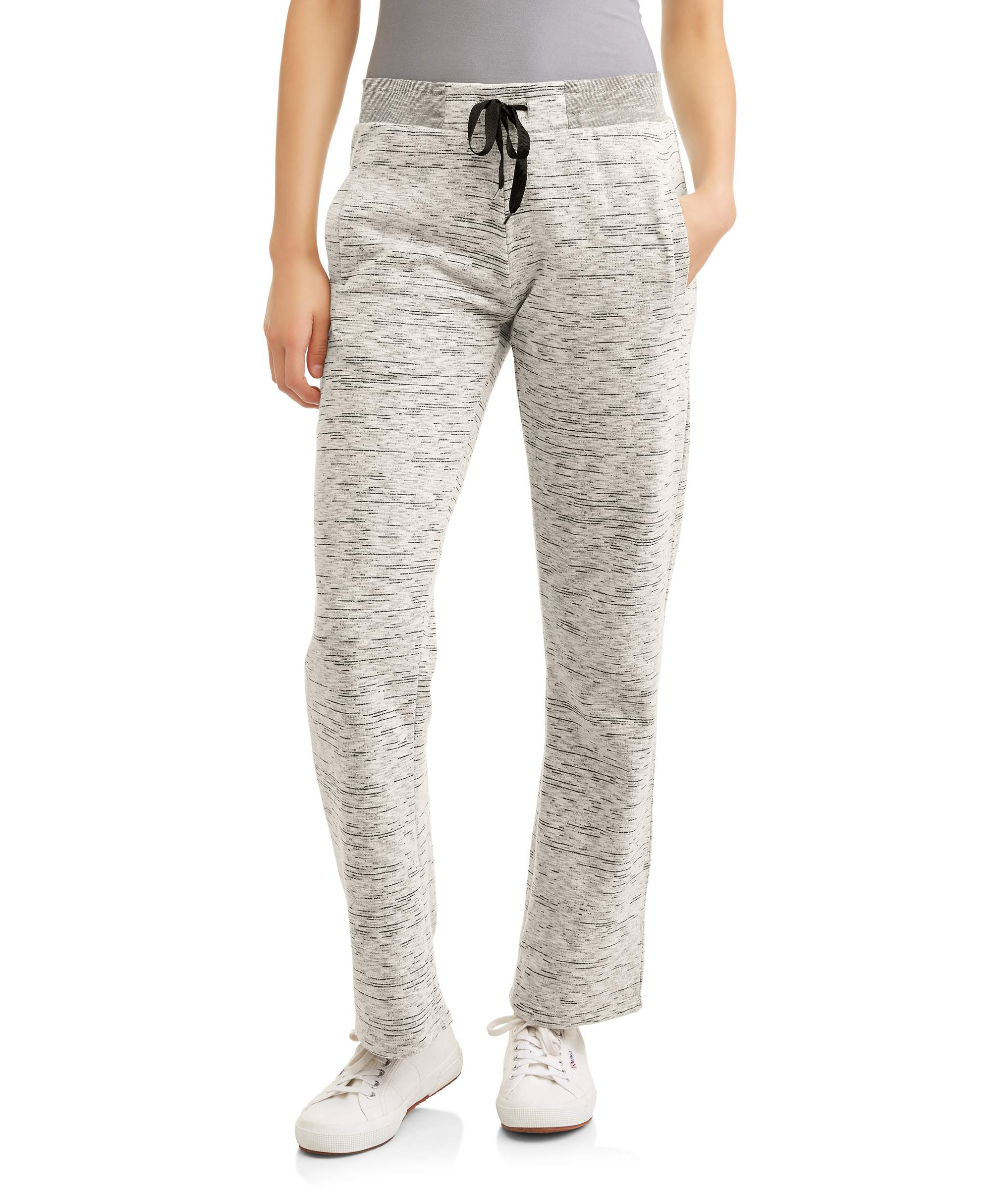 Women's Athleisure Cozy Fleece Relaxed Fit Pant