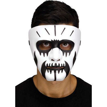 Fangs Skull Voodoo Mens Adult Witch Doctor Costume Mask (Voodoo Mask)