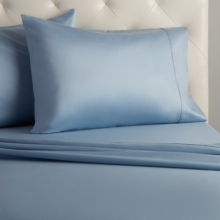 Grand Luxe Veratex Egyptian Cotton 500 Thread Count Sateen Solid Sheet Set