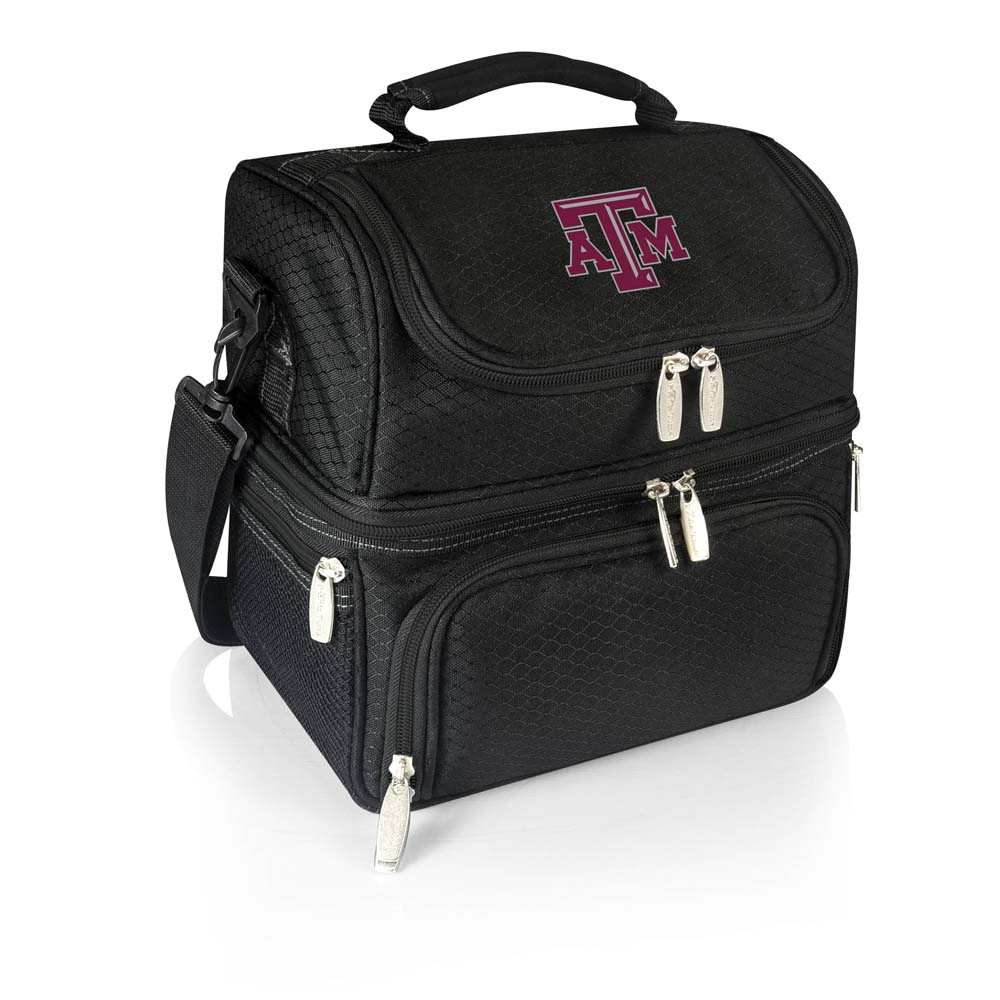 Texas A&M Pranzo Personal Cooler (Black)