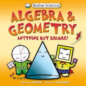Basher Science: Algebra and Geometry - eBook