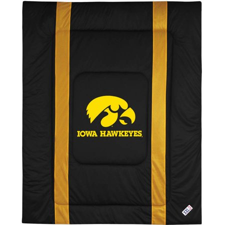 NCAA University of Iowa Sidelines Comforter