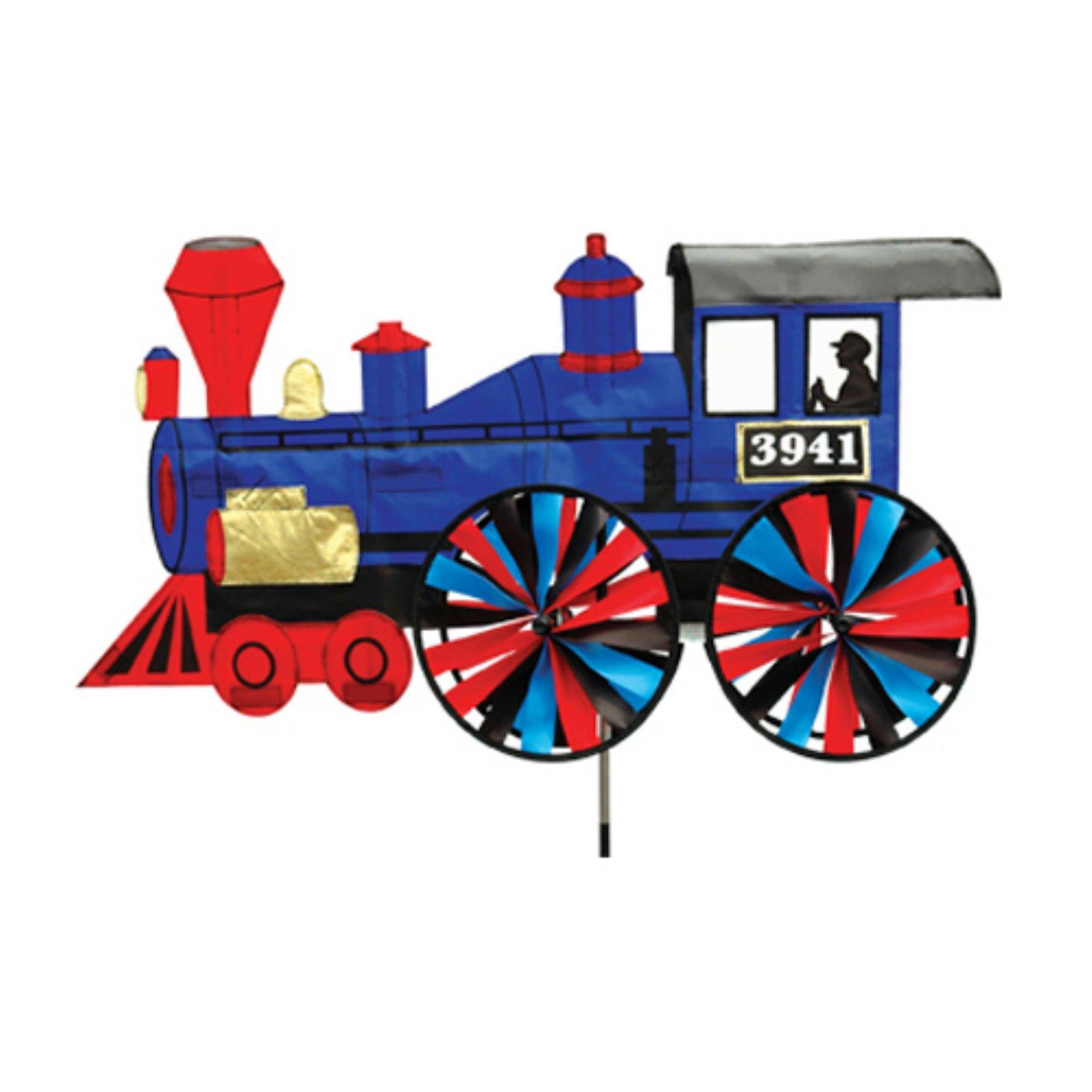 Premier Designs Steam Engine Wind Spinner
