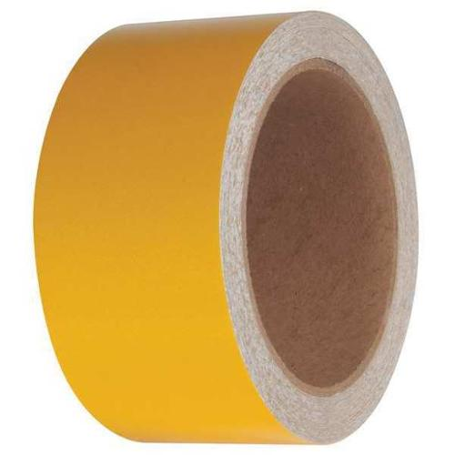 "Yellow Reflective Marking Tape, Value Brand, 15C0972""W"