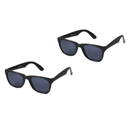 Forum Novelties Unisex Blues Sunglasses (One Size, 2 (How To Select Sunglasses Size)