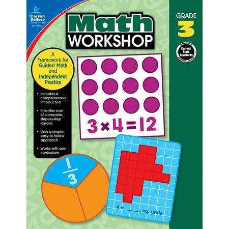 Math Workshop, Grade 3 : A Framework for Guided Math and Independent