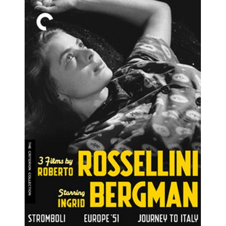 Roberto Rossellini 3 Film Collection (Blu-ray)