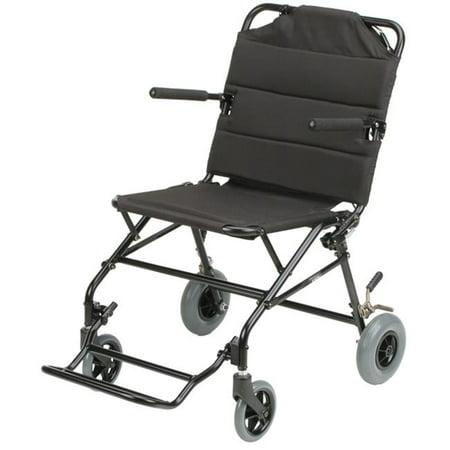 Travel Wheelchair-Black