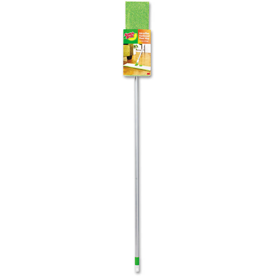 Scotch-Brite Microfibers Hardwood Floor Mop