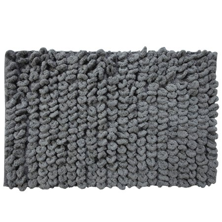 Affinity Home Collection Chenille Thick Loop Bath Rug 21' x 34' - 21 x 34