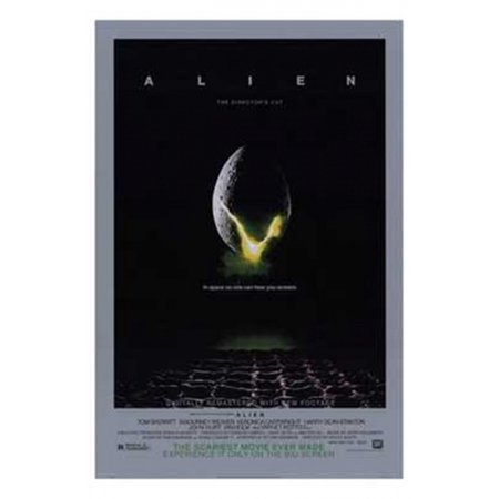 Alien the Directors Cut Movie Poster (11 x (Best Poster Directors Posters)