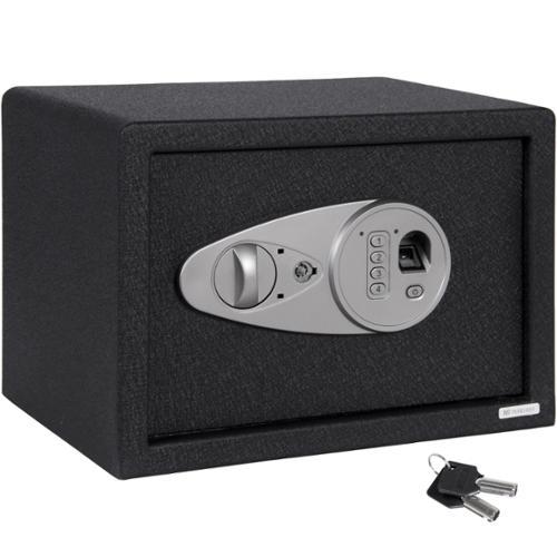 BCP Biometric Fingerprint Digital Safe Electronic Lock Home Gun Jewelry Firearm