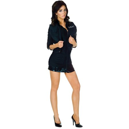 Sassy Swat Adult Halloween - Womens Swat Costumes