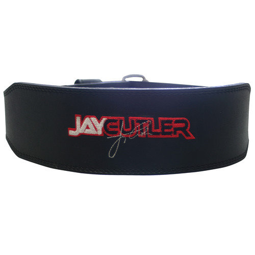 Schiek Sports, Inc. Leather Jay Cutler Signature Belt in Black