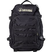 12 Survivors E.O.D. Pack, Black