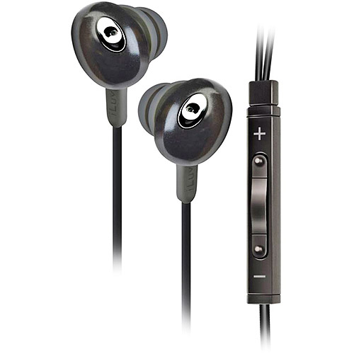 iLuv In-Ear Earphones w/ iPod Microphone Remote