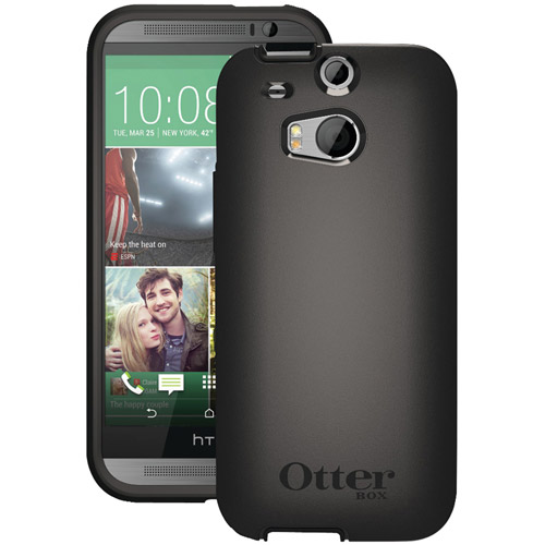 OtterBox 77-40003 Symmetry Series Case for HTC One M8 - Black