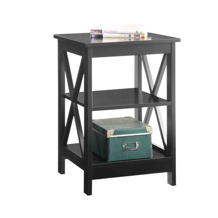 Convenience Concepts Oxford End Table, Multiple Colors