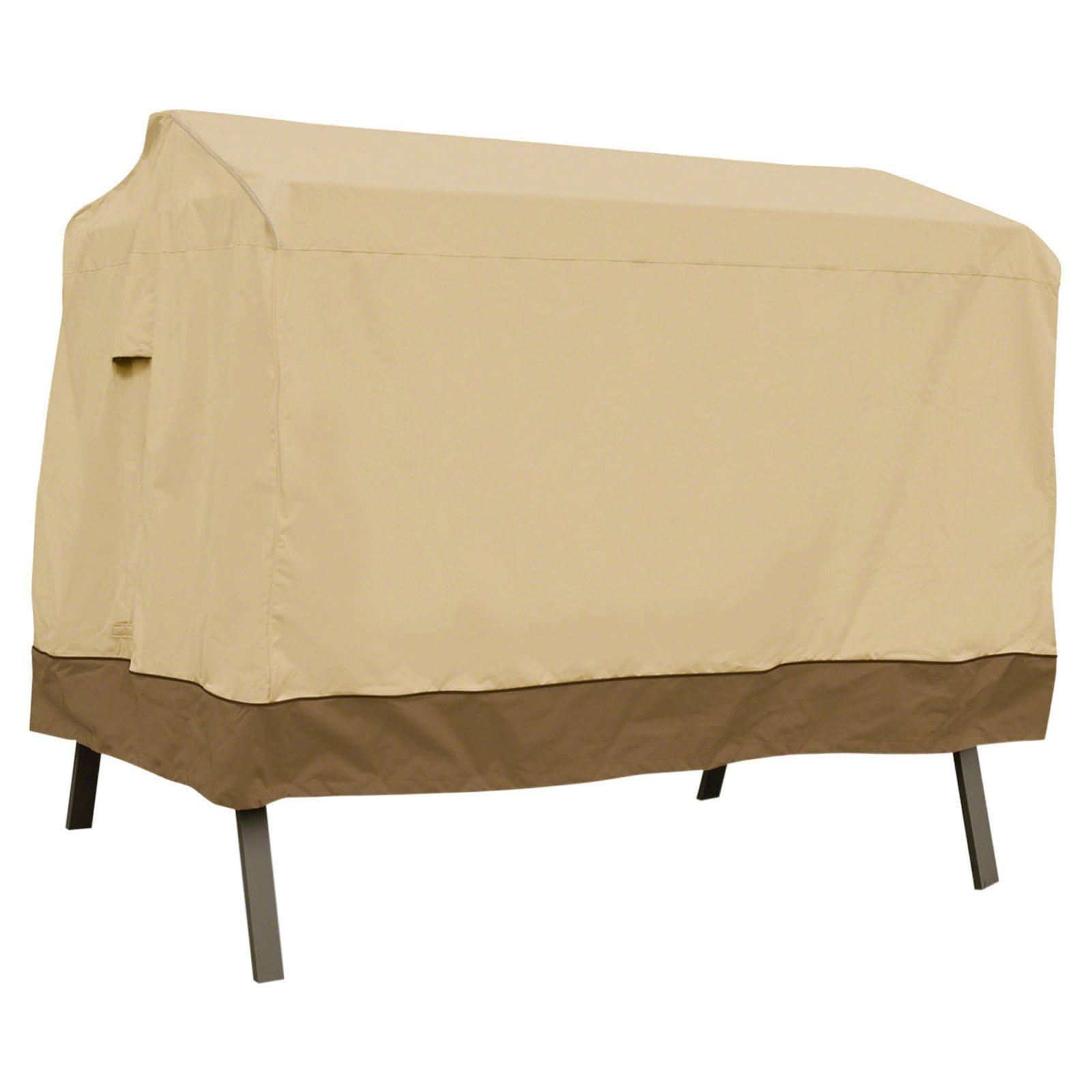 Classic Accessories Veranda 2 Seater Patio Canopy Swing Cover