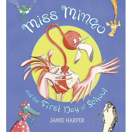 Miss Mingo and the First Day of School - On The First Day Of Halloween Lyrics