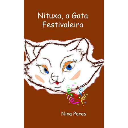 Nituxa, a Gata Festivaleira - eBook](Gata Mala Halloween)