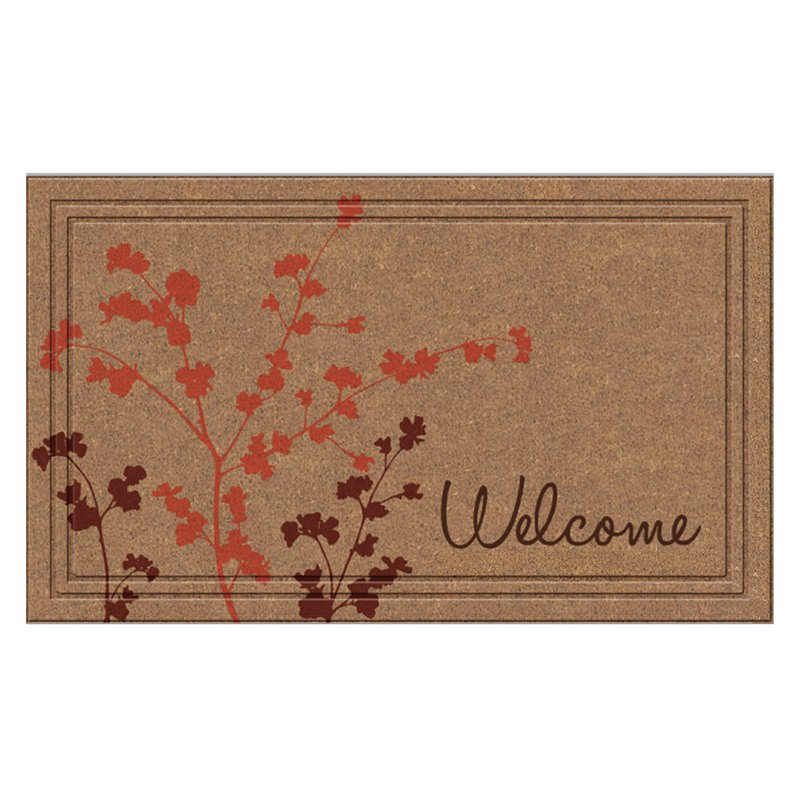 Naturelles Simple Welcome Door Mat