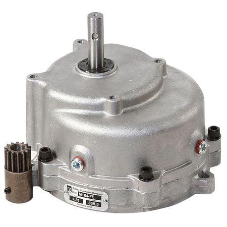 TOLEDO GEARMOTOR M164-48N-FX Speed Reducer, Direct Drive, 48N, 4.81:1