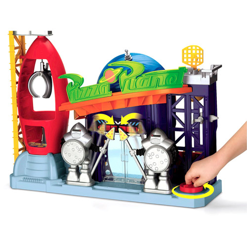 Fisher-Price Imaginext Pizza Planet Play Set