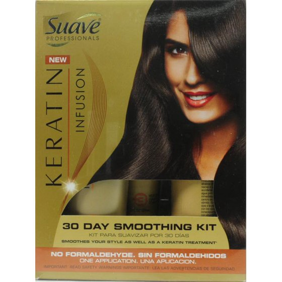 ***TO BE DELETED*** Suave Professionals Keratin Infusion 30 Day Smoothing  Kit