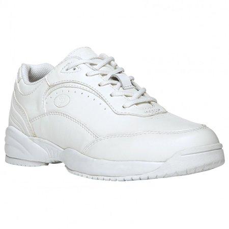 Propet Nancy Suregrip   Slip Resistant Womens A5500 Therapeutic Shoes   White
