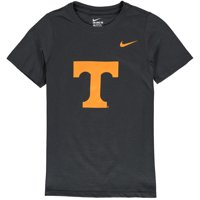 Tennessee Volunteers Nike Youth Cotton Logo T-Shirt - Anthracite