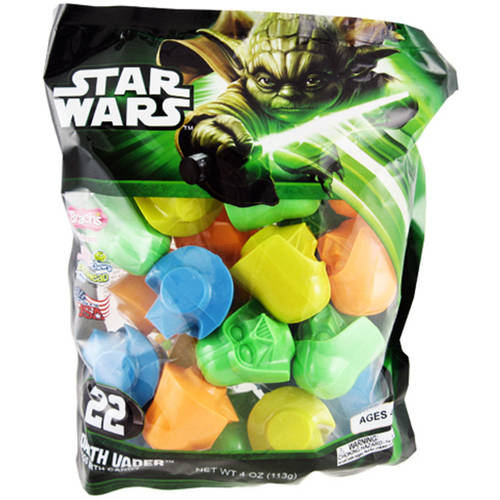***Discontinued by CW***Star Wars Darth Vader Head Eggs Easter Gift Set, 22 count4 oz