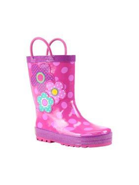 802568e85 Product Image Infant Girls' Western Chief Flower Cutie Rain Boot
