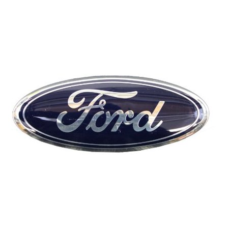 Genuine Ford Accessories AS4Z-8213-A Front Grille Ford (Front Grille Emblem)