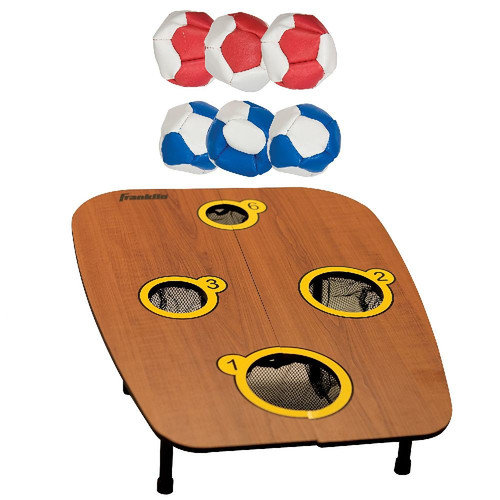 Franklin Sports Fold-N-Go Shooters Game Set