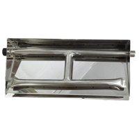 Tretco Stainless Steel Dual Burner Pan