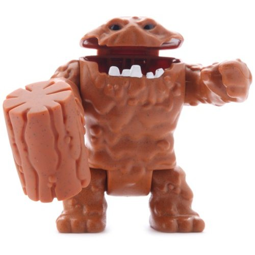 Fisher-Price Imaginext DC Super Friends Clayface Action Figure Play Set