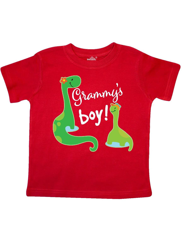 Grammy Boy Grandson Gift Dinosaur Toddler T-Shirt
