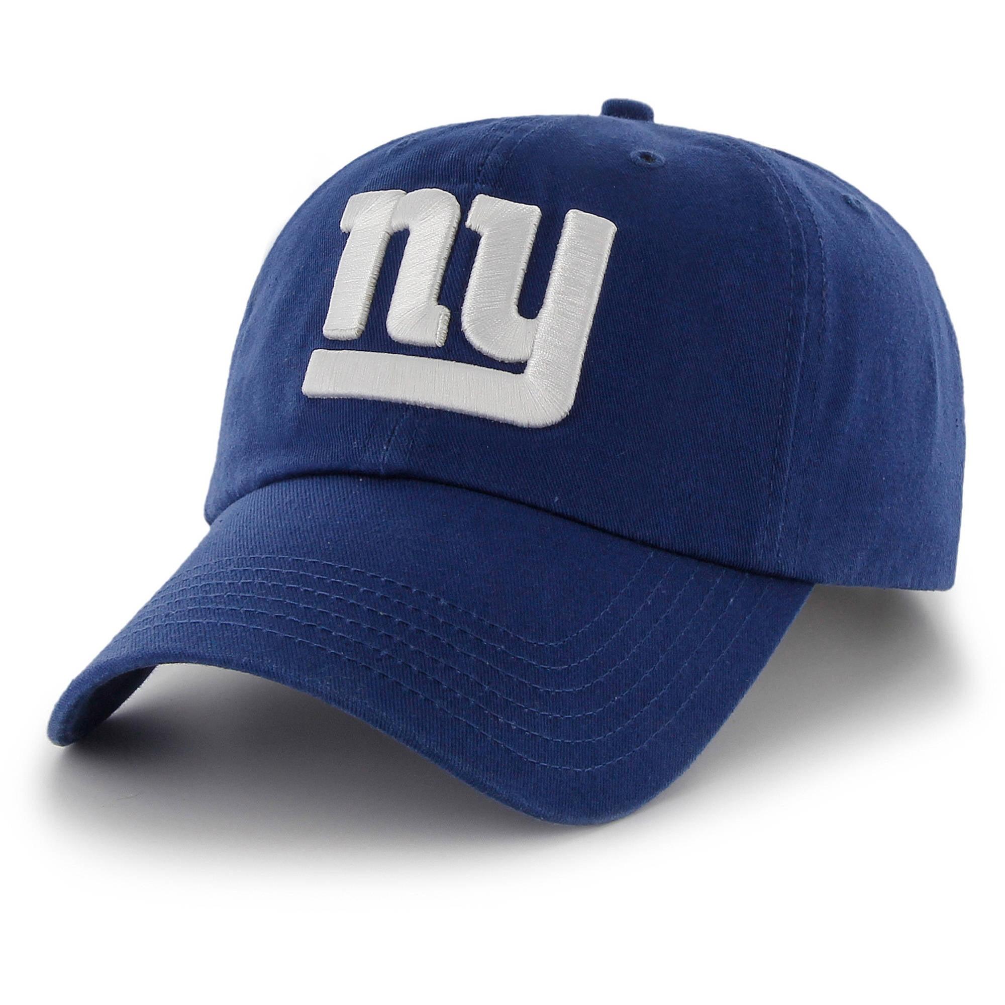NFL New York Giants Clean Up Cap / Hat by Fan Favorite