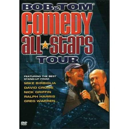 Bob And Tom: Comedy All Stars Tour (Widescreen)