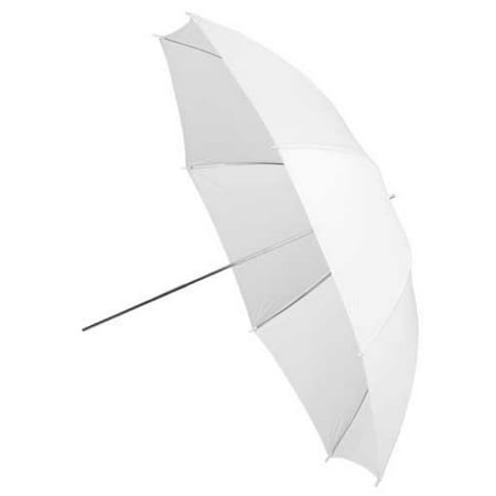 Fotodiox Pro Premium Grade Studio Umbrella - 43in Shoot Through Translucent Neutral White