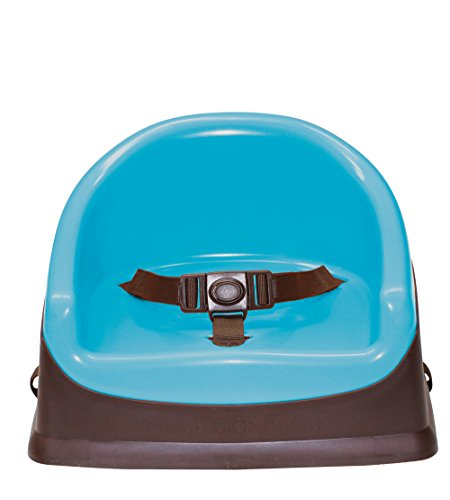 Prince Lionheart Booster Pod Child Seat, Berry Blue Multi-Colored