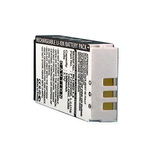 Logitech L-LU18 Remote Control Battery RLI-002-1.3 Li-Ion 3.7V (1300 mAh) Battery - Replacement For Logitech L-LU18 and F12440056