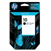 HP 10 69 ml Black Original Ink Cartridge (C4844A) (Single Pack)