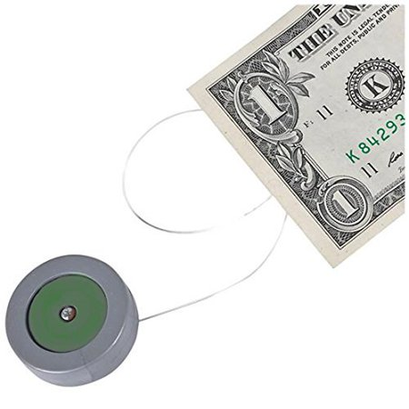 Dollar Bill Snatcher-Gag Gift. By Novelties Wholesale - Baskets Wholesale