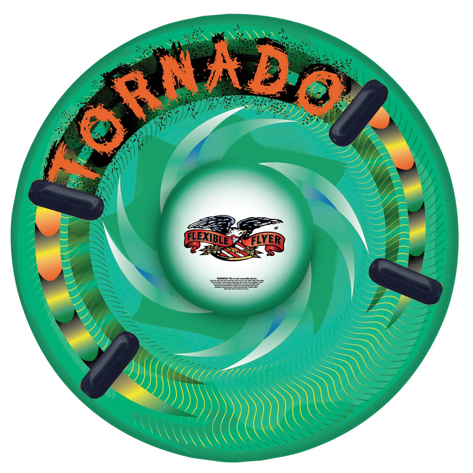 "Paricon 50"" Tornado Snow Tube by Flexible Flyer"