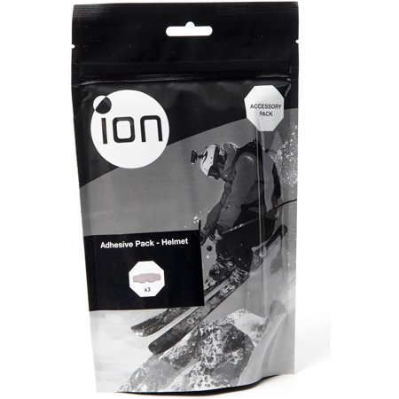 iON Adhesive Pack for Helmets Helmet Audio Accessories