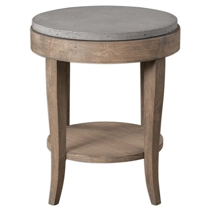 uttermost deka round accent table uttermost deka round accent table   walmart    rh   walmart