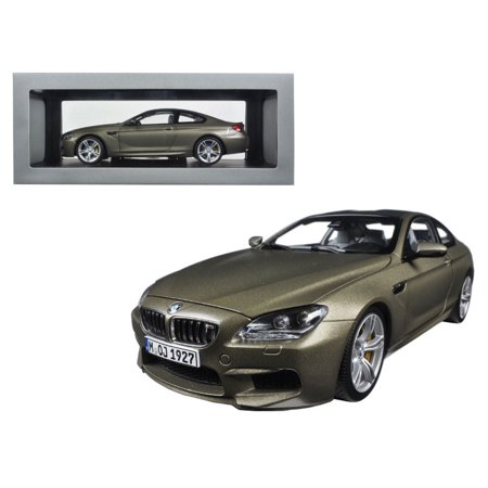 BMW M6 F13M Coupe Frozen Bronze 1/18 Diecast Model Car by Paragon - image 1 of 1